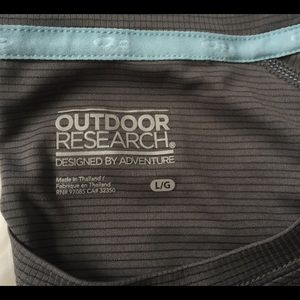 Outdoor Research Echo LS Wicking Base Layer. L